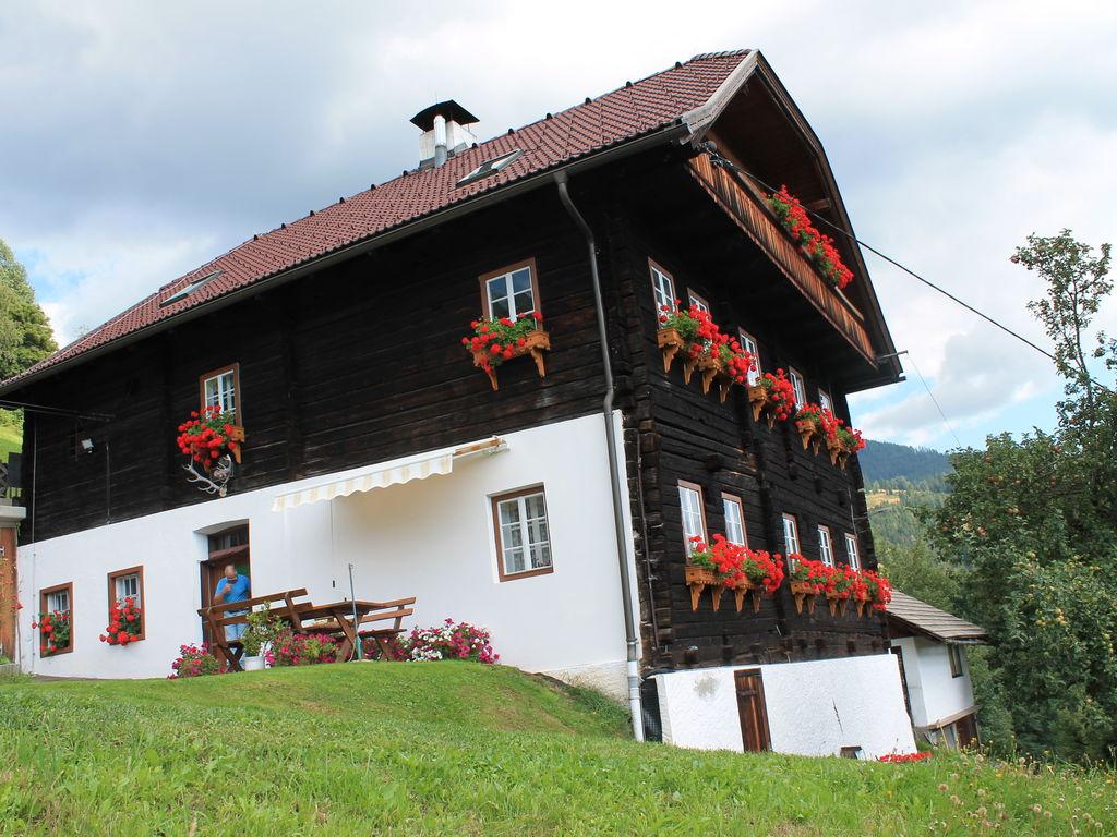 Appartement de vacances Gamperhof (301350), Eisentratten, Lieser- et Maltatal, Carinthie, Autriche, image 1