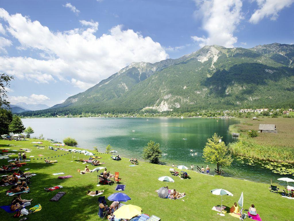 Ferienwohnung Gemütliche Ferienwohnung in Hermagor-Pressegger See mit Pool (301320), Hermagor, Naturarena Kärnten, Kärnten, Österreich, Bild 17