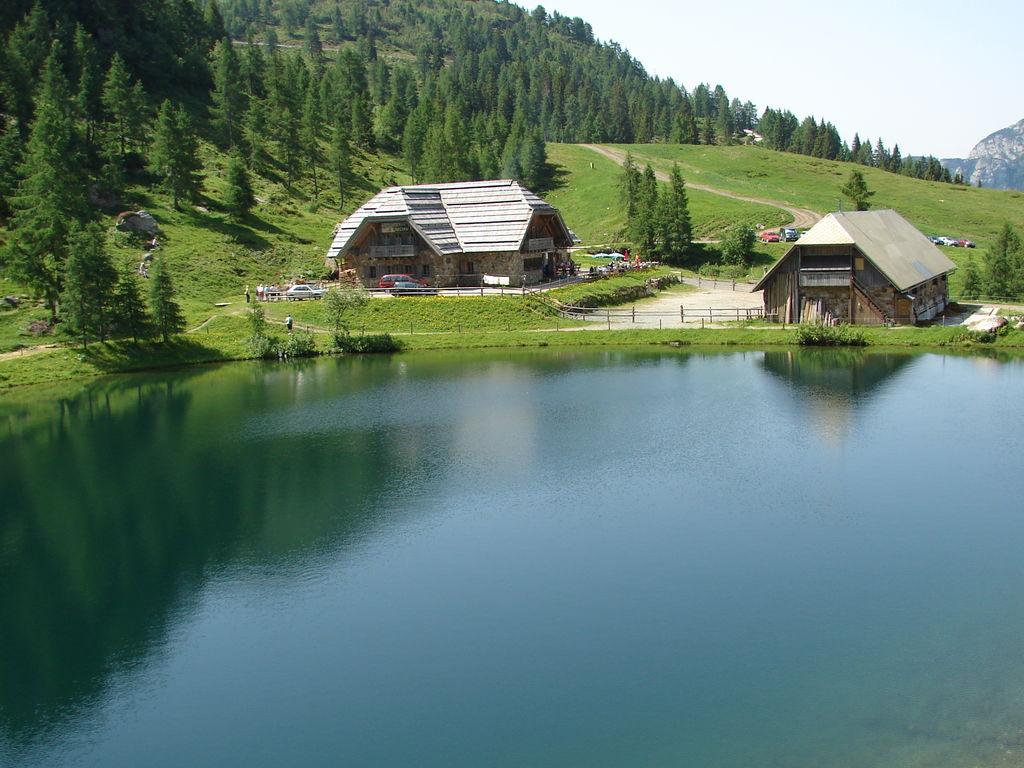 Ferienwohnung Gemütliche Ferienwohnung in Hermagor-Pressegger See mit Pool (301320), Hermagor, Naturarena Kärnten, Kärnten, Österreich, Bild 18