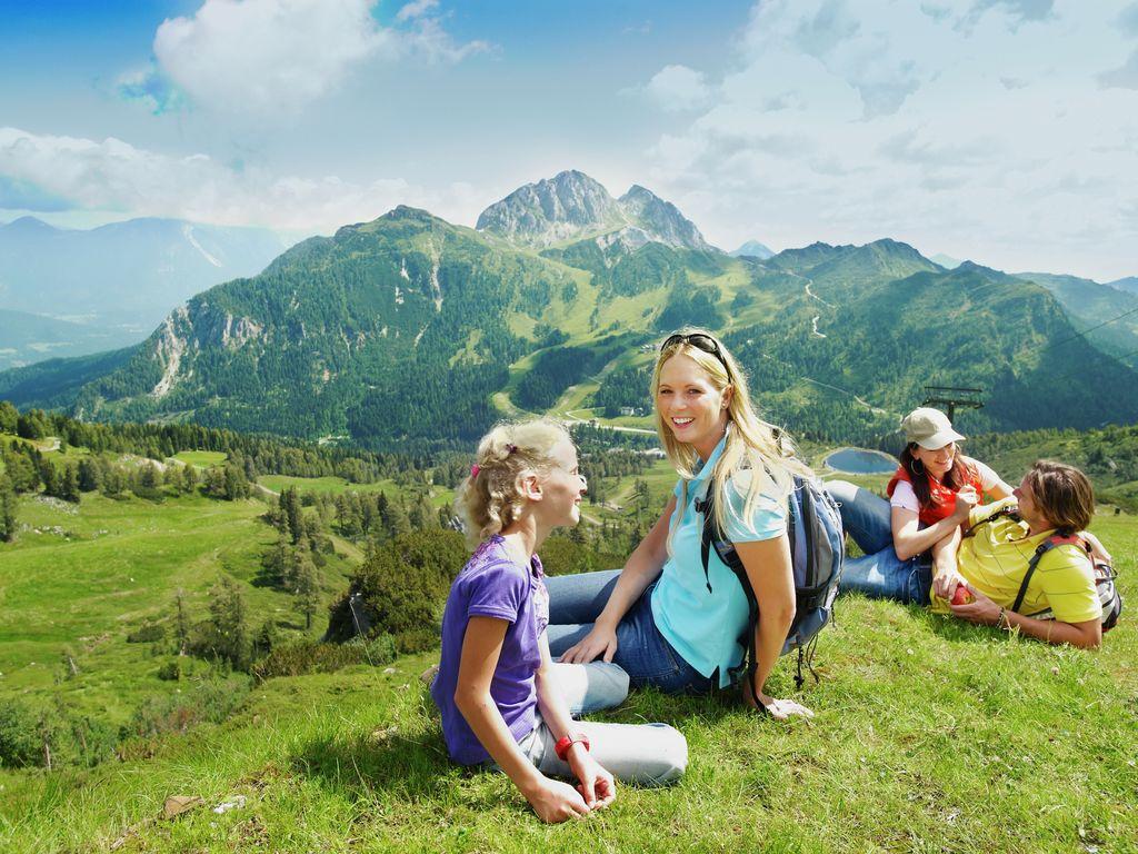 Ferienwohnung Gemütliche Ferienwohnung in Hermagor-Pressegger See mit Pool (301320), Hermagor, Naturarena Kärnten, Kärnten, Österreich, Bild 16