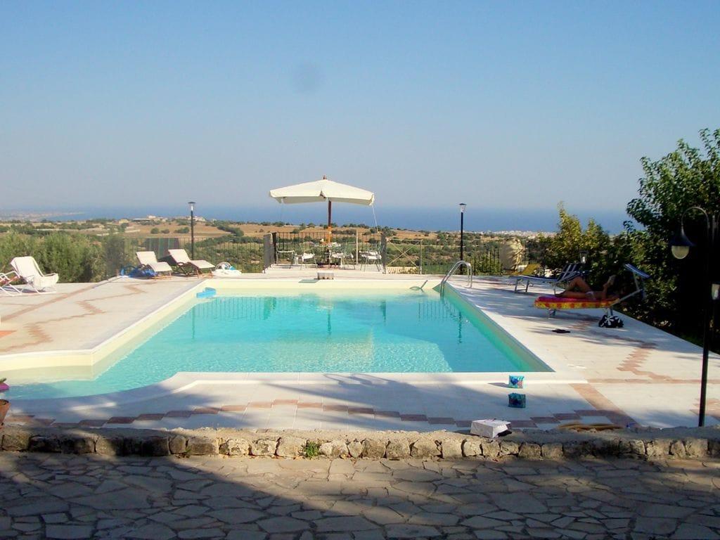 Maison de vacances Geräumige, kinderfreundliche Villa in Modica (305030), Modica, Ragusa, Sicile, Italie, image 4