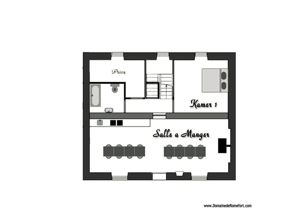 Ferienhaus Le Manoir (311905), Saint Léonard de Noblat, Haute-Vienne, Limousin, Frankreich, Bild 36