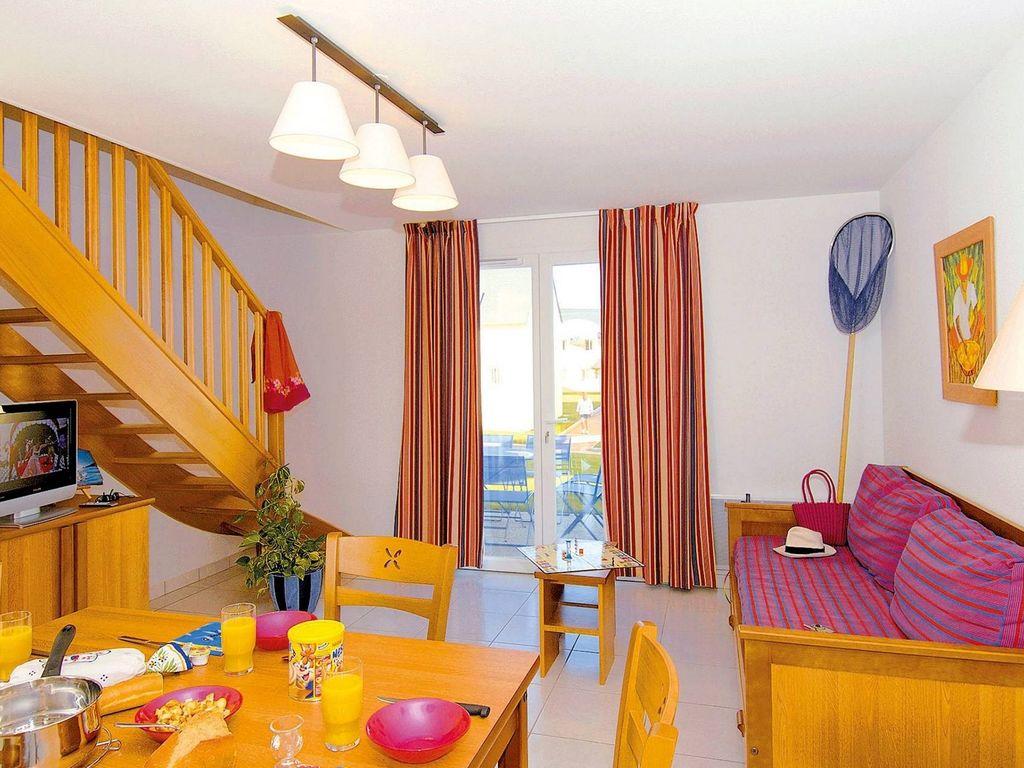 Ferienhaus Gemütliche, bunte Maisonette, nur 700 m vom Strand (302851), Crozon, Atlantikküste Finistère, Bretagne, Frankreich, Bild 3