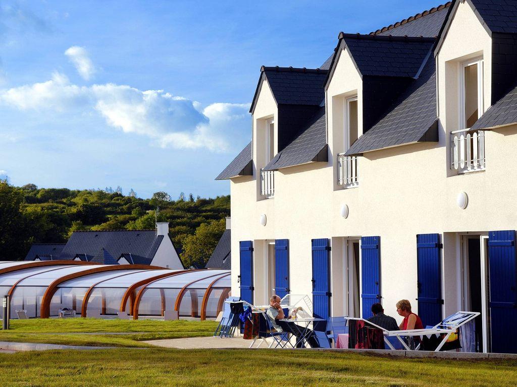 Ferienhaus Gemütliche, bunte Maisonette, nur 700 m vom Strand (302851), Crozon, Atlantikküste Finistère, Bretagne, Frankreich, Bild 6