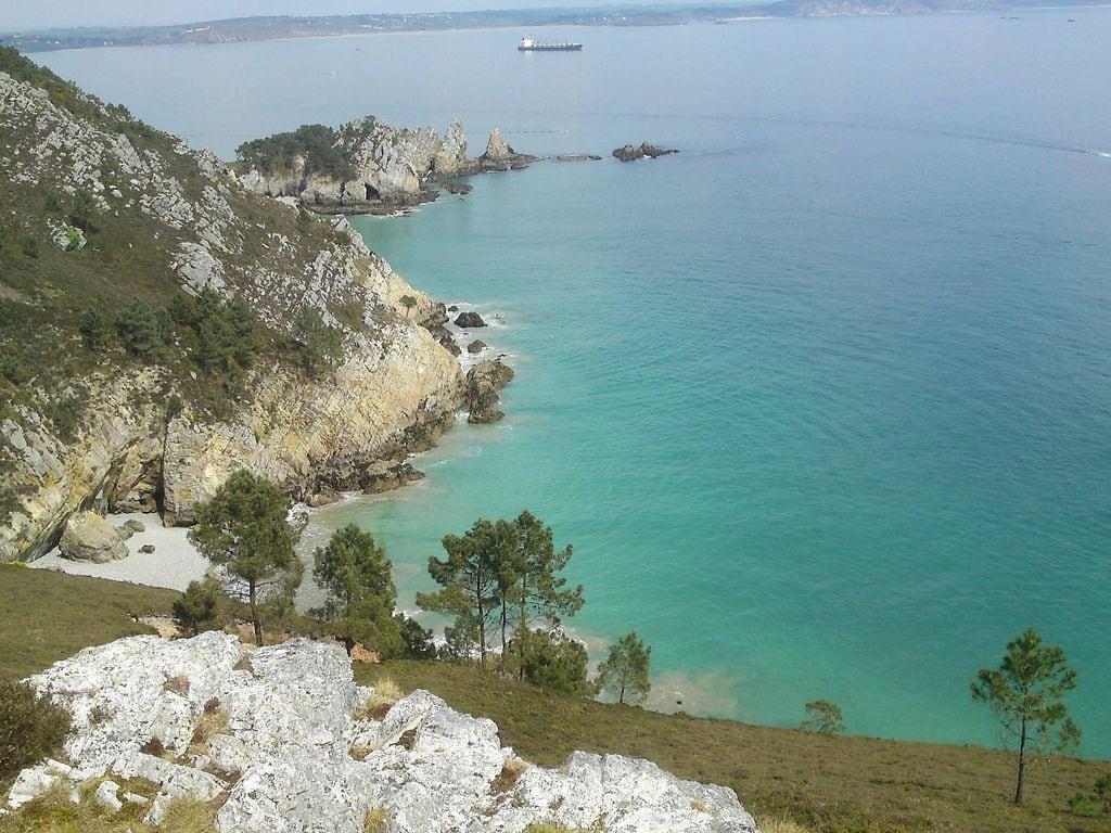 Ferienhaus Gemütliche, bunte Maisonette, nur 700 m vom Strand (302851), Crozon, Atlantikküste Finistère, Bretagne, Frankreich, Bild 9