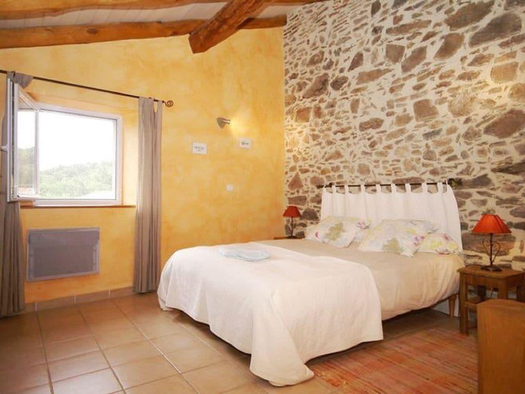 Ferienhaus Maison de vacances - SAINT-BEAUZIRE (305101), Saint Beauzire, Haute-Loire, Auvergne, Frankreich, Bild 8