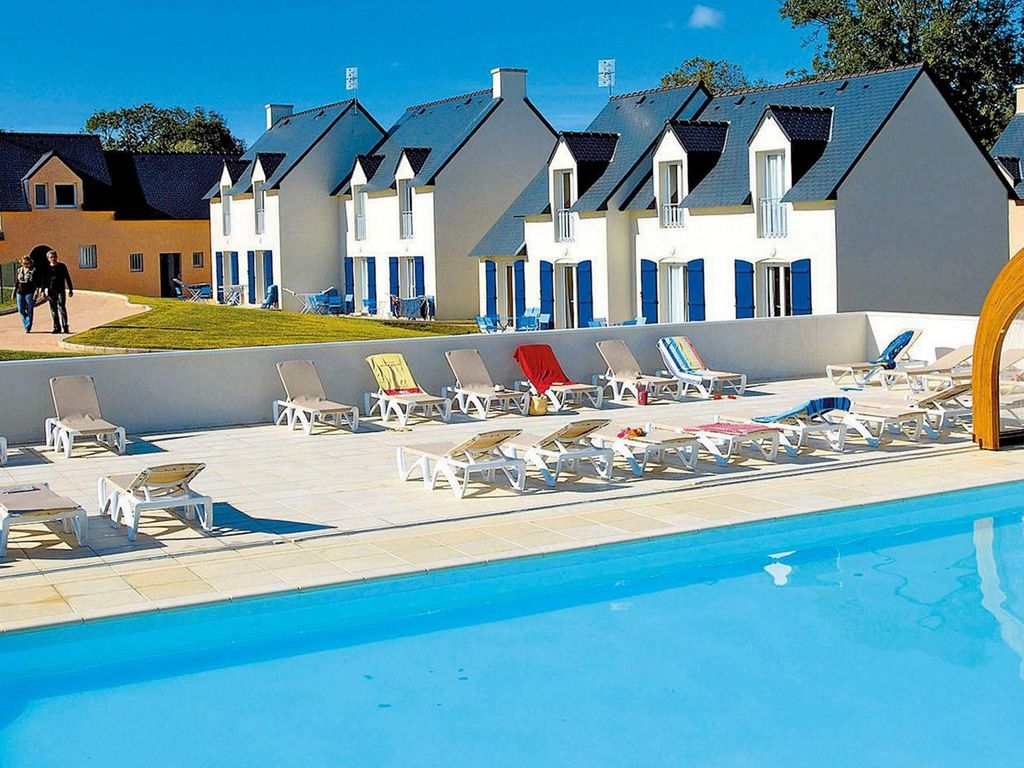 Ferienhaus Gemütliche, bunte Maisonette, nur 700 m vom Strand (302805), Crozon, Atlantikküste Finistère, Bretagne, Frankreich, Bild 2