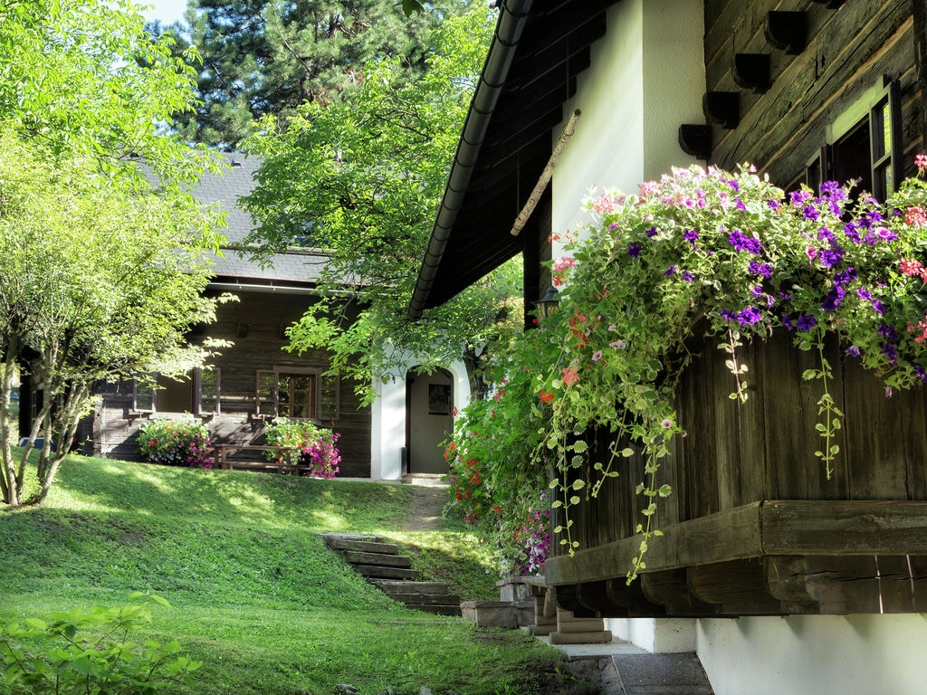 Ferienwohnung Authentisch eingerichtete Wohnung mit Balkon in Kärnten (304342), Latschach ober dem Faaker See, Villach-Land, Kärnten, Österreich, Bild 3
