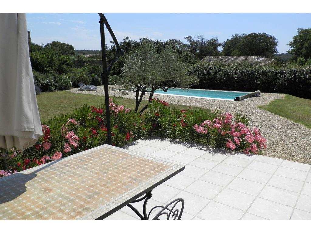 Ferienhaus Colline (304314), Uzès, Gard Binnenland, Languedoc-Roussillon, Frankreich, Bild 5
