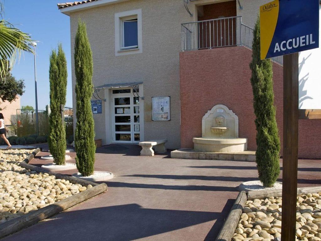 Ferienhaus Gepflegtes Ferienhaus zwischen Nimes und Montpellier (310602), Calvisson, Gard Binnenland, Languedoc-Roussillon, Frankreich, Bild 12