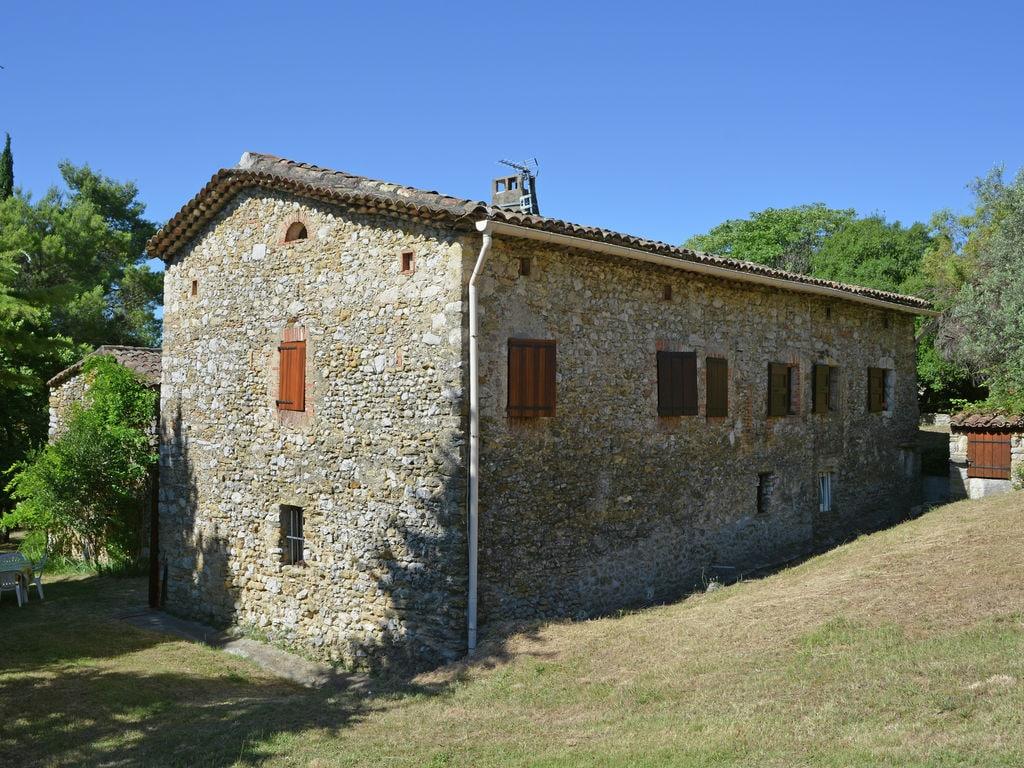 Ferienhaus Malerische Villa mit Garten in Bagard Frankreich (305724), Anduze, Gard Binnenland, Languedoc-Roussillon, Frankreich, Bild 7