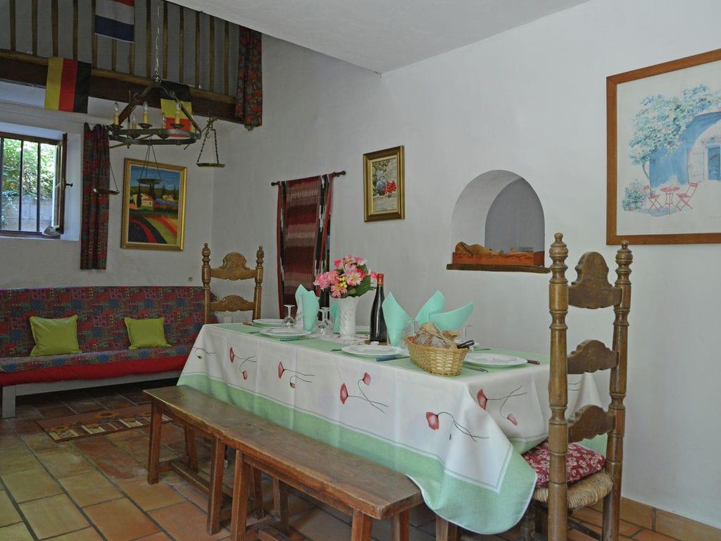 Ferienhaus Malerische Villa mit Garten in Bagard Frankreich (305724), Anduze, Gard Binnenland, Languedoc-Roussillon, Frankreich, Bild 10