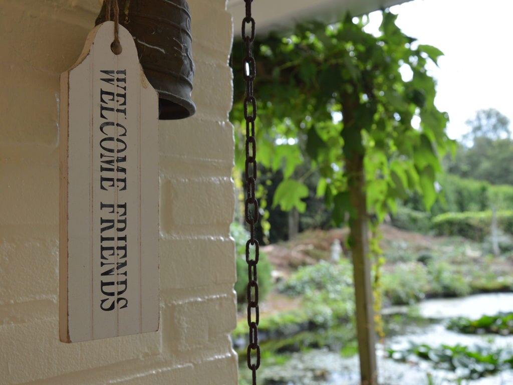 Ferienhaus Luxuriöser Bungalow in Wateren mit Teich (308947), Wateren, , Drenthe, Niederlande, Bild 21