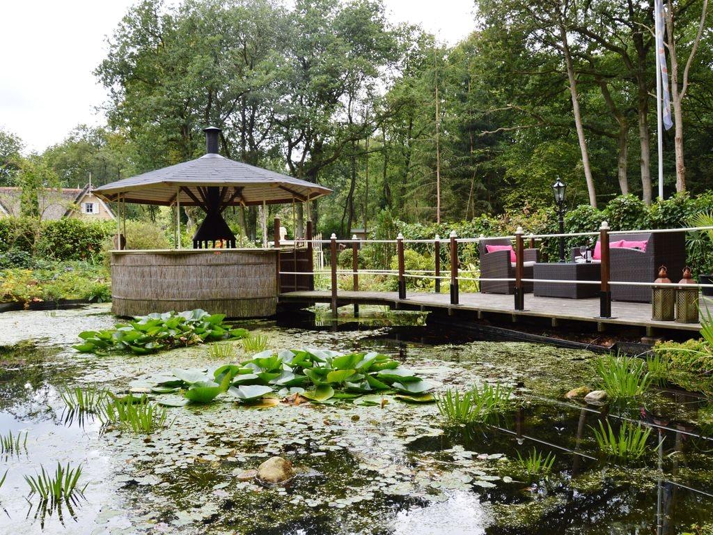 Ferienhaus Luxuriöser Bungalow in Wateren mit Teich (308947), Wateren, , Drenthe, Niederlande, Bild 7