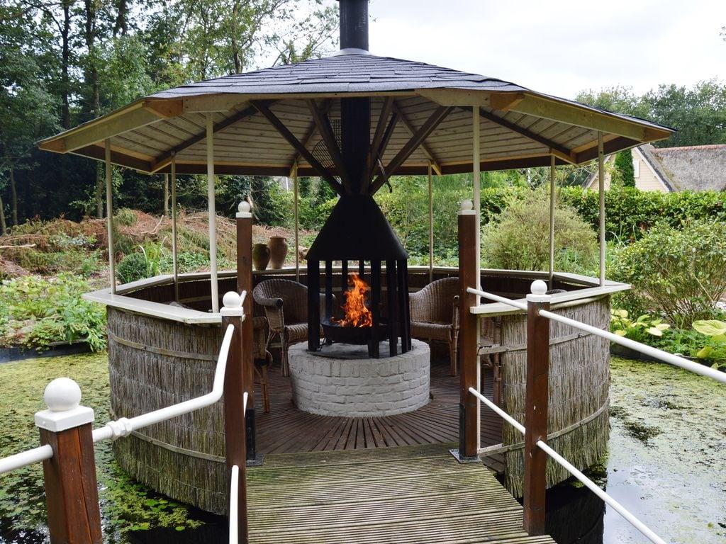 Ferienhaus Luxuriöser Bungalow in Wateren mit Teich (308947), Wateren, , Drenthe, Niederlande, Bild 4