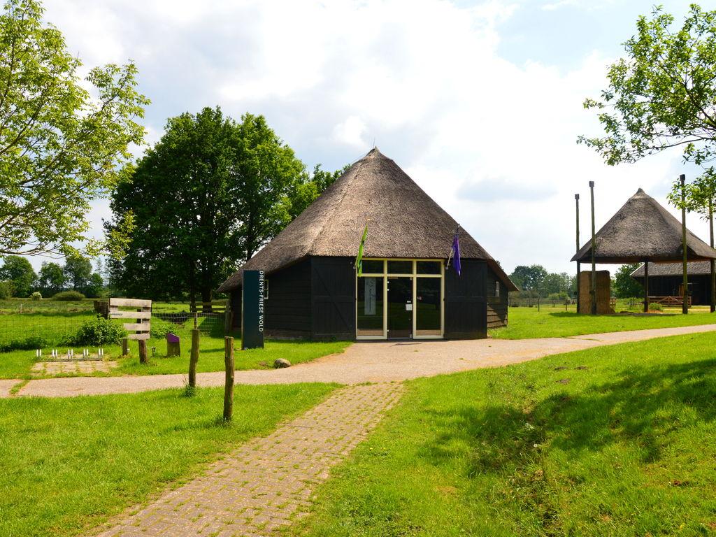 Ferienhaus Luxuriöser Bungalow in Wateren mit Teich (308947), Wateren, , Drenthe, Niederlande, Bild 18