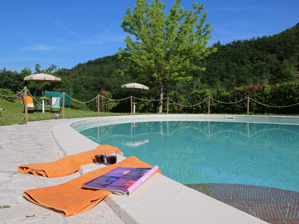 Ferienhaus Komfortables Landhaus in Apecchio mit Swimmingpool (307461), Apecchio, Pesaro und Urbino, Marken, Italien, Bild 9