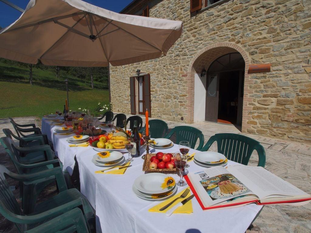 Ferienhaus Komfortables Landhaus in Apecchio mit Swimmingpool (307461), Apecchio, Pesaro und Urbino, Marken, Italien, Bild 35