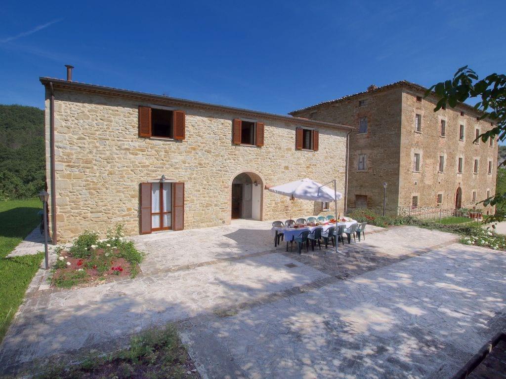 Ferienhaus Komfortables Landhaus in Apecchio mit Swimmingpool (307461), Apecchio, Pesaro und Urbino, Marken, Italien, Bild 6