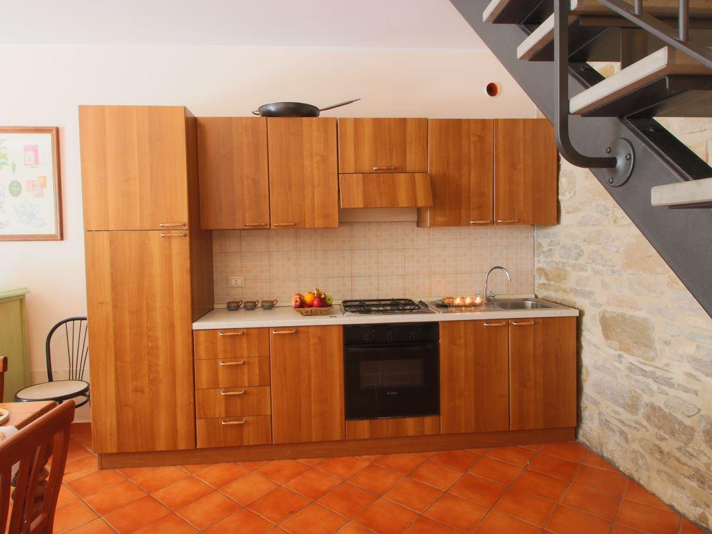 Ferienhaus Komfortables Landhaus in Apecchio mit Swimmingpool (307461), Apecchio, Pesaro und Urbino, Marken, Italien, Bild 16