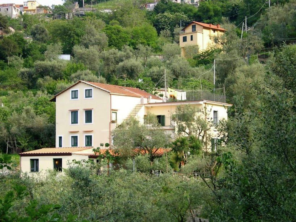 Ferienhaus Stilvoller Bauernhof mit Meerblick in Sant'Agnello (307510), Sant'Agnello, Amalfiküste, Kampanien, Italien, Bild 4
