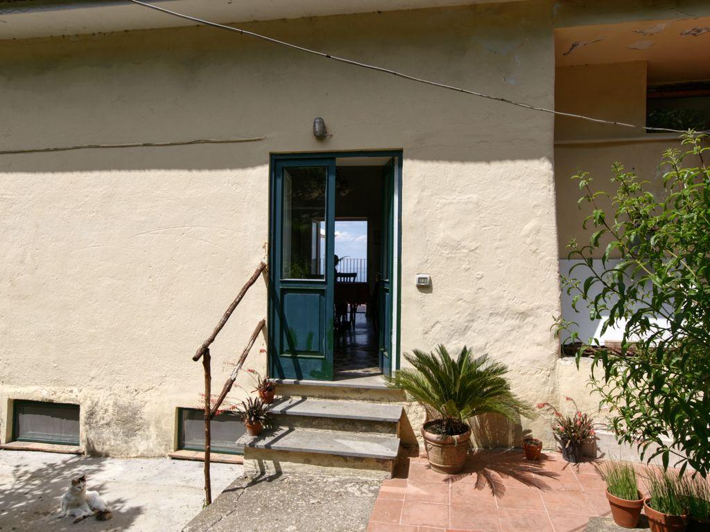 Ferienhaus Stilvoller Bauernhof mit Meerblick in Sant'Agnello (307510), Sant'Agnello, Amalfiküste, Kampanien, Italien, Bild 3
