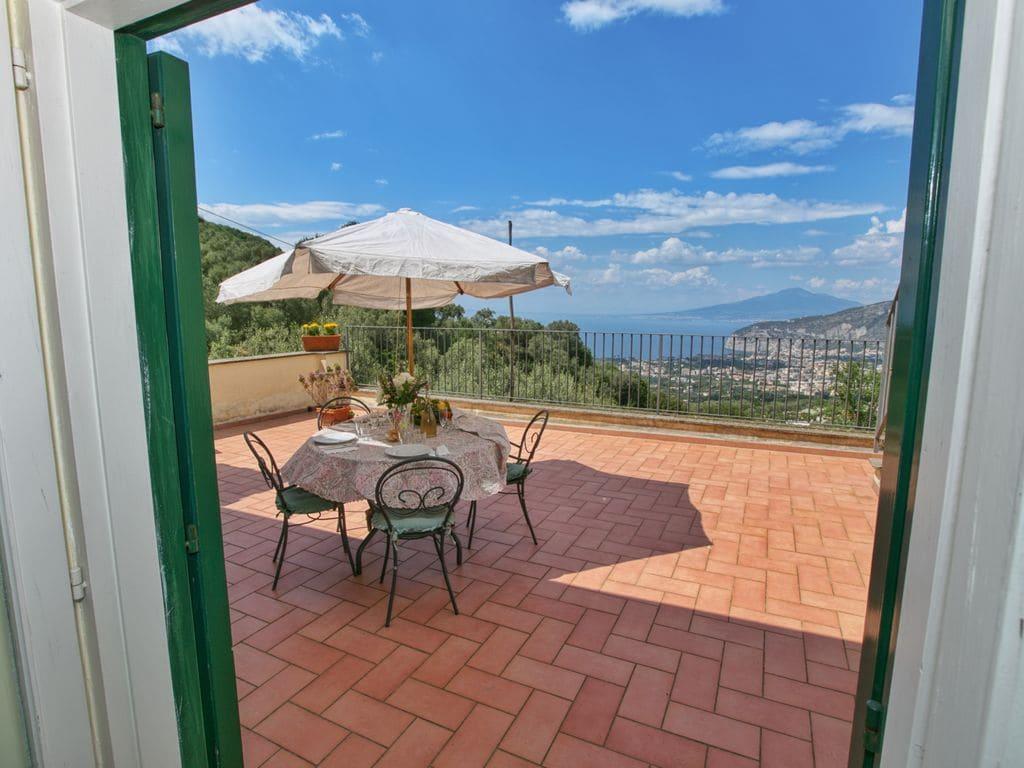 Ferienhaus Stilvoller Bauernhof mit Meerblick in Sant'Agnello (307510), Sant'Agnello, Amalfiküste, Kampanien, Italien, Bild 21
