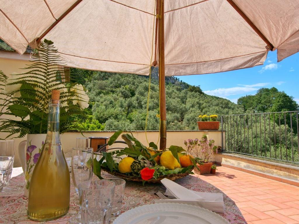 Ferienhaus Stilvoller Bauernhof mit Meerblick in Sant'Agnello (307510), Sant'Agnello, Amalfiküste, Kampanien, Italien, Bild 22