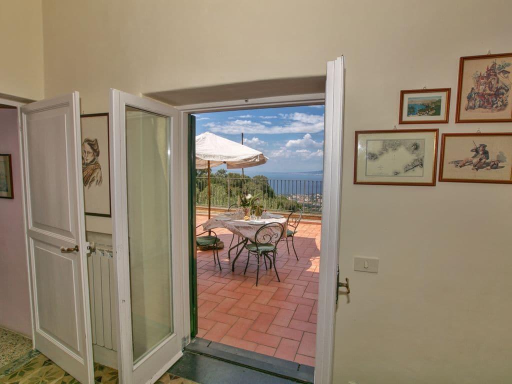 Ferienhaus Stilvoller Bauernhof mit Meerblick in Sant'Agnello (307510), Sant'Agnello, Amalfiküste, Kampanien, Italien, Bild 23