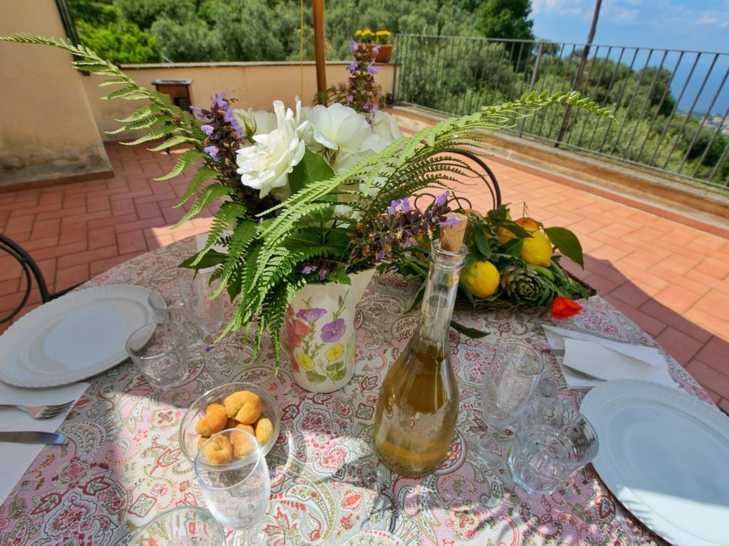Ferienhaus Stilvoller Bauernhof mit Meerblick in Sant'Agnello (307510), Sant'Agnello, Amalfiküste, Kampanien, Italien, Bild 24