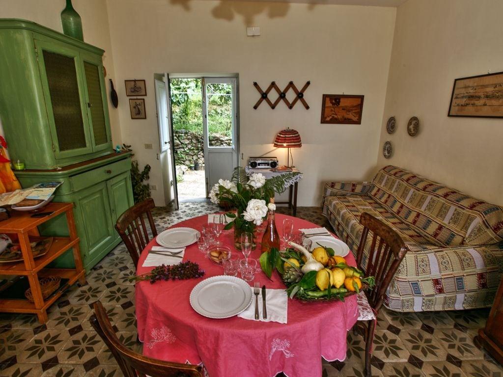 Ferienhaus Stilvoller Bauernhof mit Meerblick in Sant'Agnello (307510), Sant'Agnello, Amalfiküste, Kampanien, Italien, Bild 7
