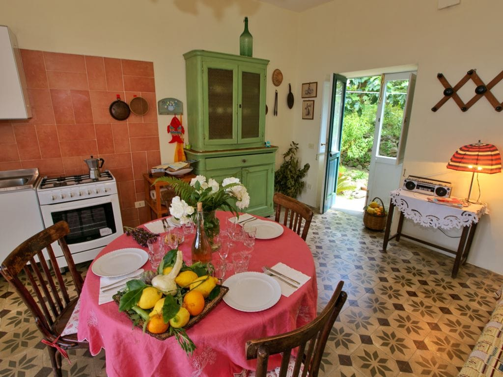 Ferienhaus Stilvoller Bauernhof mit Meerblick in Sant'Agnello (307510), Sant'Agnello, Amalfiküste, Kampanien, Italien, Bild 12