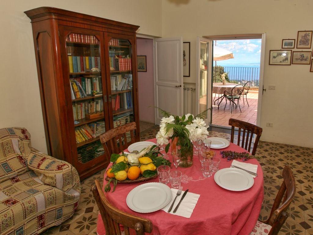 Ferienhaus Stilvoller Bauernhof mit Meerblick in Sant'Agnello (307510), Sant'Agnello, Amalfiküste, Kampanien, Italien, Bild 10