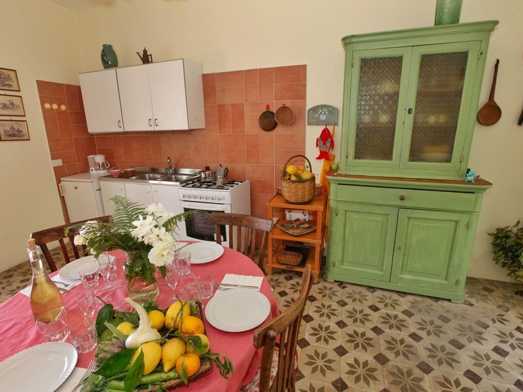 Ferienhaus Stilvoller Bauernhof mit Meerblick in Sant'Agnello (307510), Sant'Agnello, Amalfiküste, Kampanien, Italien, Bild 13