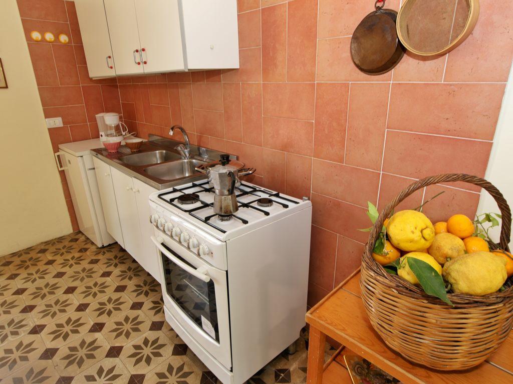 Ferienhaus Stilvoller Bauernhof mit Meerblick in Sant'Agnello (307510), Sant'Agnello, Amalfiküste, Kampanien, Italien, Bild 11