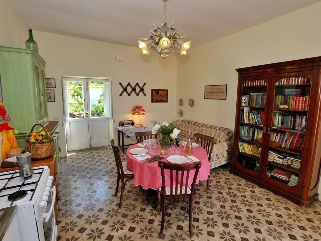 Ferienhaus Stilvoller Bauernhof mit Meerblick in Sant'Agnello (307510), Sant'Agnello, Amalfiküste, Kampanien, Italien, Bild 9