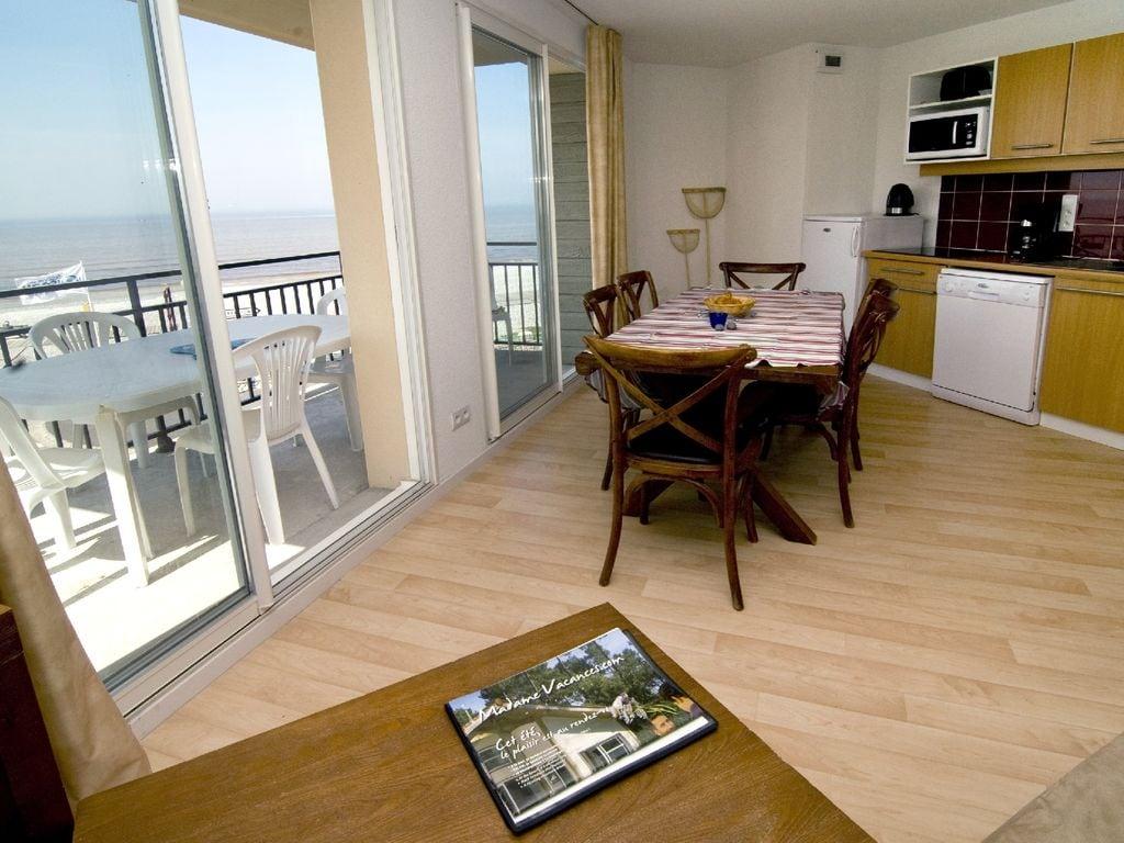Ferienwohnung Komfortabel eingerichtete Wohnung mit Meeresblick (311001), Cayeux sur Mer, Somme, Picardie, Frankreich, Bild 9