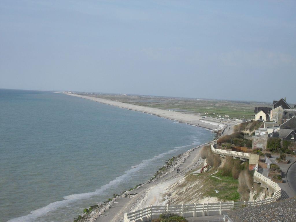 Ferienwohnung Gemütlich eingerichtete Wohnung mit Balkon oder Terrasse (311000), Cayeux sur Mer, Somme, Picardie, Frankreich, Bild 16