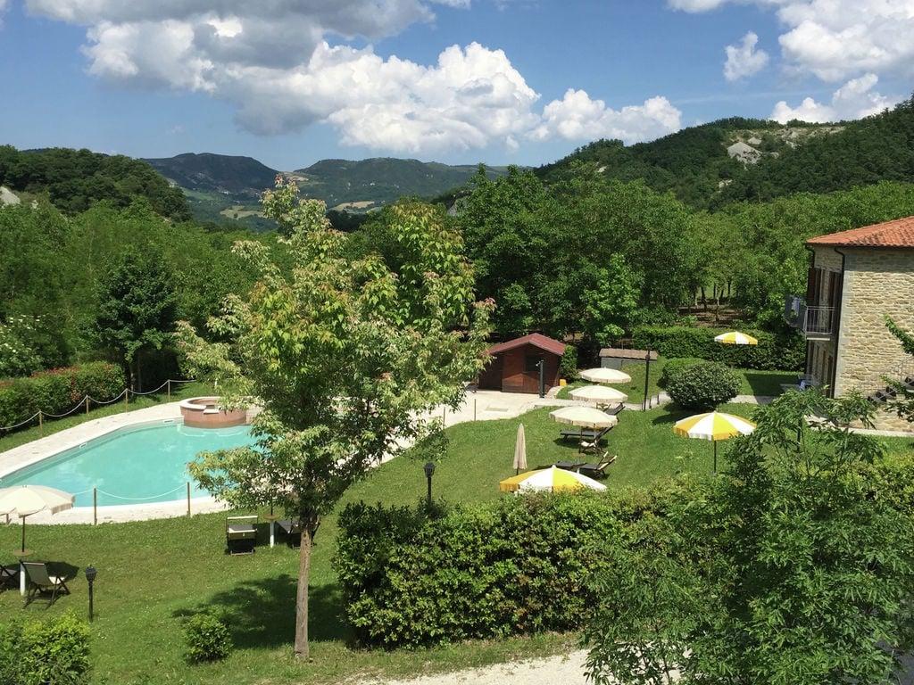 Ferienhaus Rosa Rossa (307505), Apecchio, Pesaro und Urbino, Marken, Italien, Bild 13