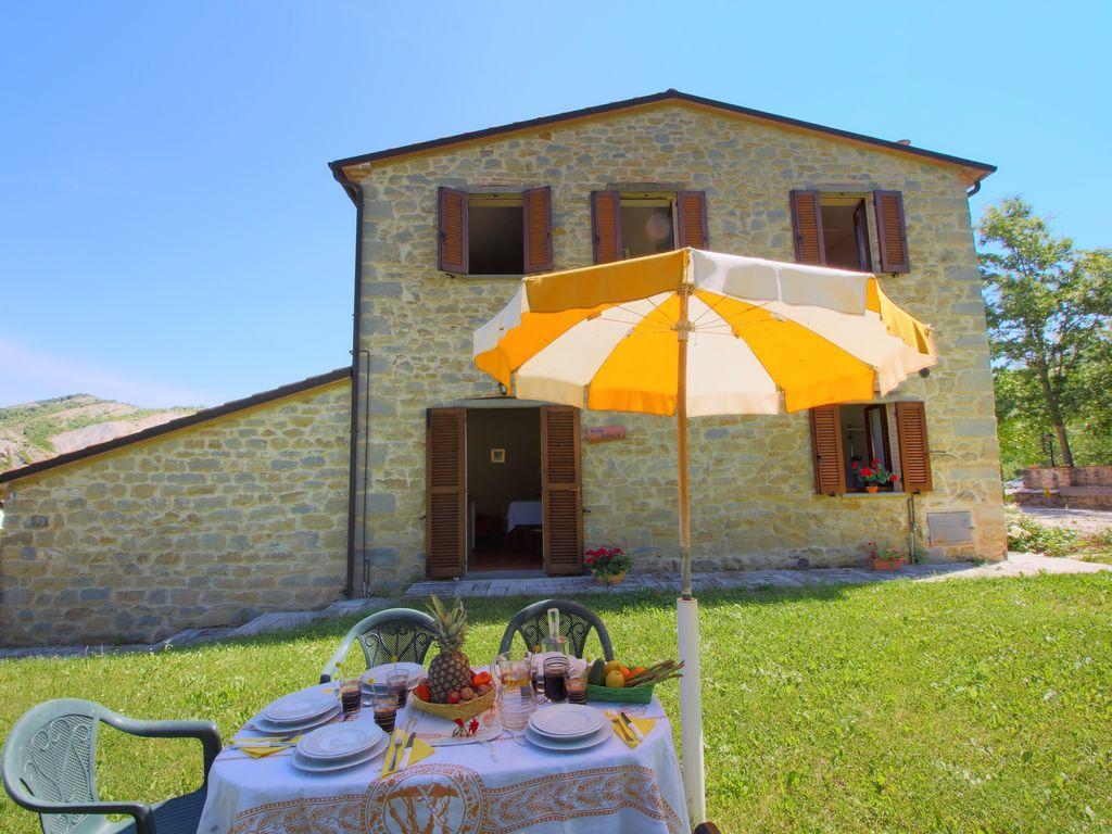 Ferienhaus Rosa Rossa (307505), Apecchio, Pesaro und Urbino, Marken, Italien, Bild 5