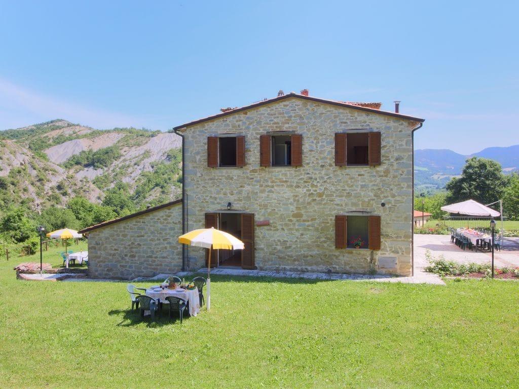 Ferienhaus Rosa Rossa (307505), Apecchio, Pesaro und Urbino, Marken, Italien, Bild 3
