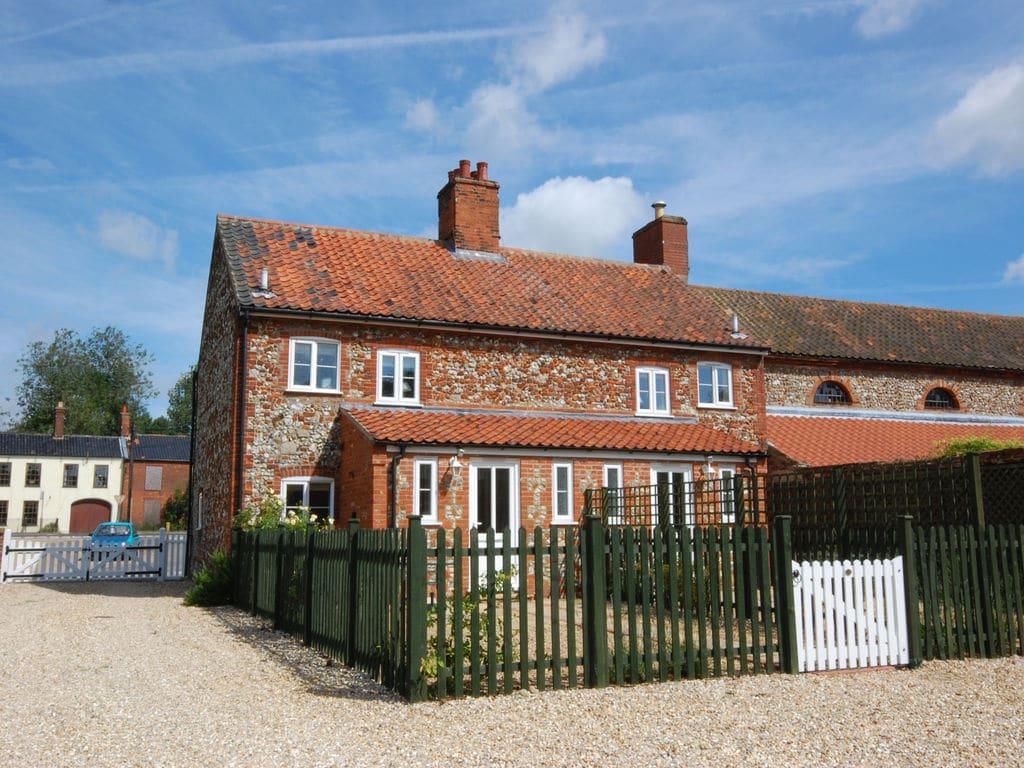 Ferienhaus Geschmackvolles Ferienhaus in East Rudham mit Garten (319219), East Rudham, Norfolk, England, Grossbritannien, Bild 1