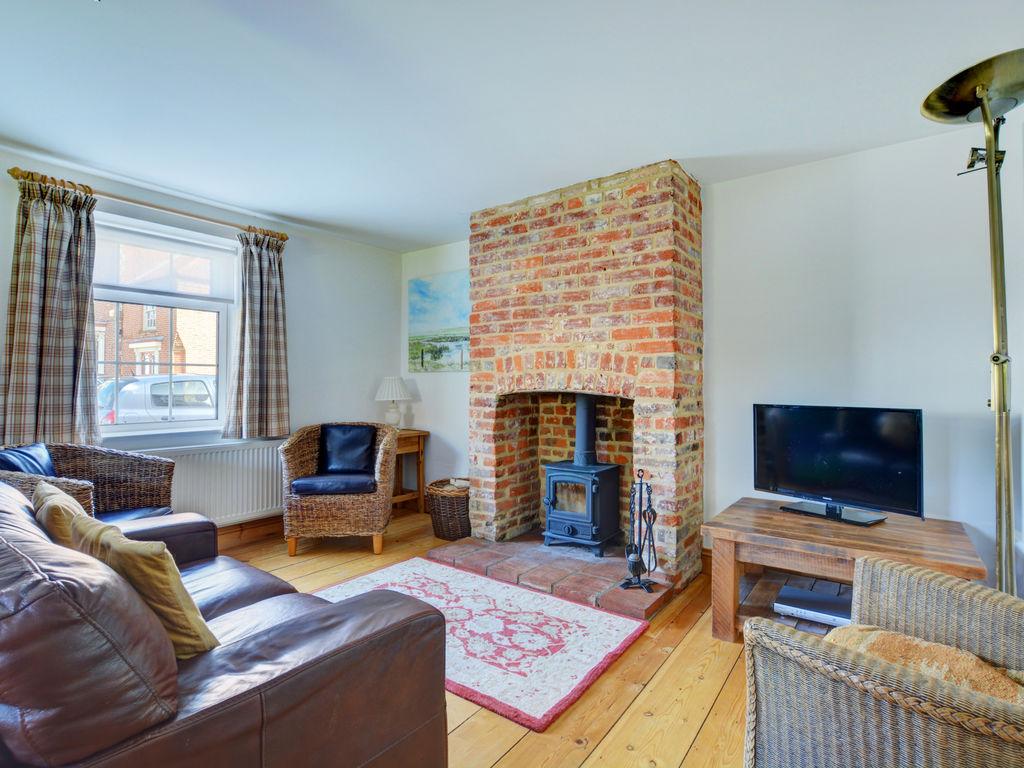 Ferienhaus Geschmackvolles Ferienhaus in East Rudham mit Garten (319219), East Rudham, Norfolk, England, Grossbritannien, Bild 3