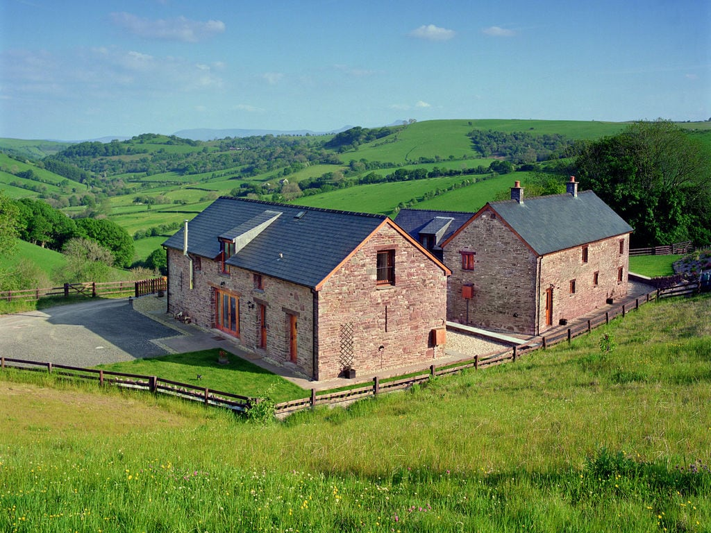 Holiday house Pentwyn Farmhouse (308852), Brecon, Mid Wales, Wales, United Kingdom, picture 2