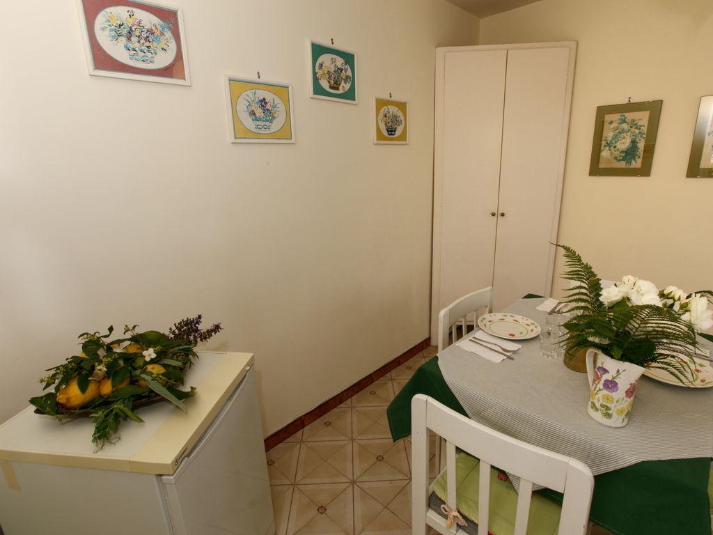 Ferienhaus Malerischer Bauernhof mit Meerblick in Sant'Agnello (307472), Sant'Agnello, Amalfiküste, Kampanien, Italien, Bild 6