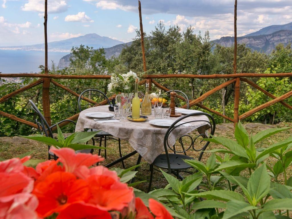Ferienhaus Malerischer Bauernhof mit Meerblick in Sant'Agnello (307472), Sant'Agnello, Amalfiküste, Kampanien, Italien, Bild 20