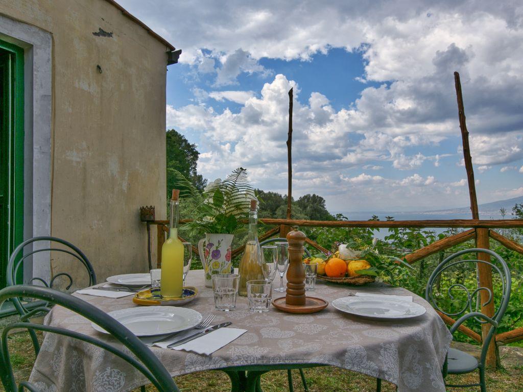 Ferienhaus Malerischer Bauernhof mit Meerblick in Sant'Agnello (307472), Sant'Agnello, Amalfiküste, Kampanien, Italien, Bild 19