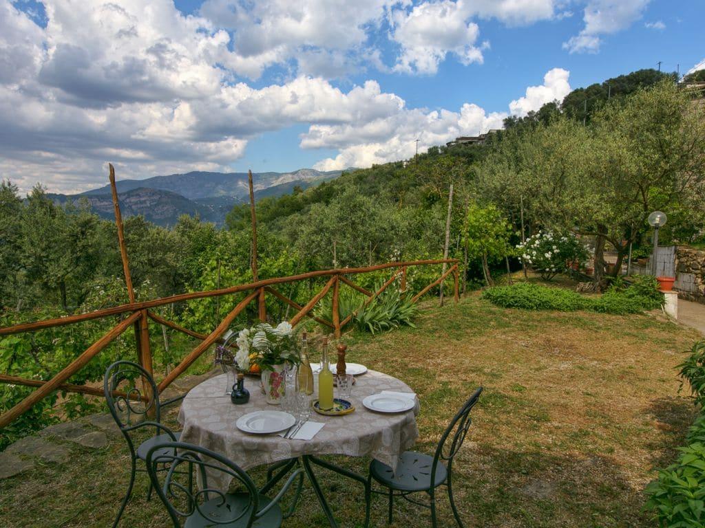 Ferienhaus Malerischer Bauernhof mit Meerblick in Sant'Agnello (307472), Sant'Agnello, Amalfiküste, Kampanien, Italien, Bild 4