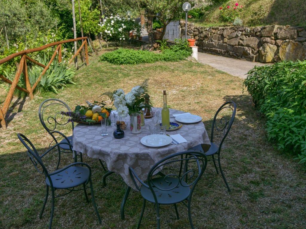 Ferienhaus Malerischer Bauernhof mit Meerblick in Sant'Agnello (307472), Sant'Agnello, Amalfiküste, Kampanien, Italien, Bild 21