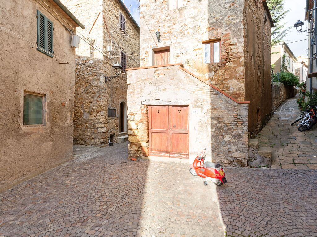 Ferienhaus Gemütliches Ferienhaus in Bibbona mit Balkon (311036), Bibbona, Livorno, Toskana, Italien, Bild 7
